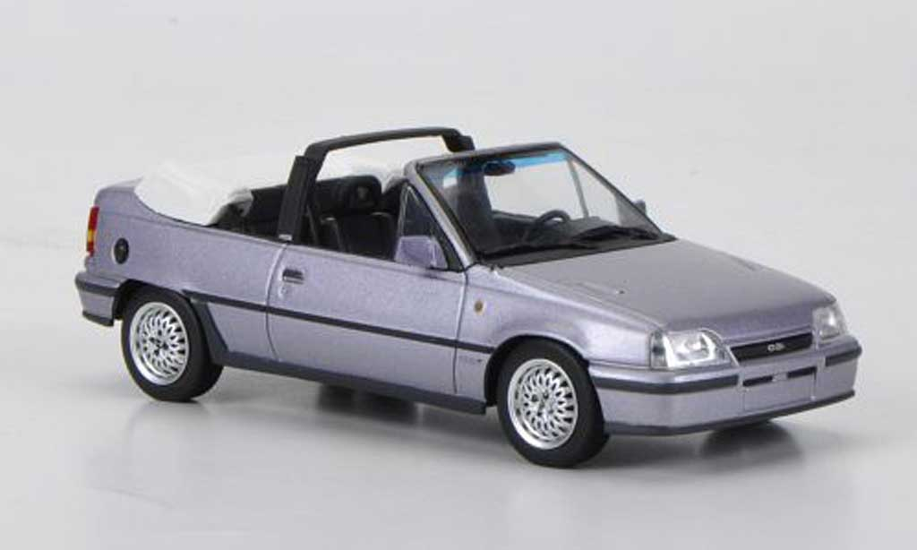 Opel Kadett E 1/43 Minichamps GSi Cabriolet flieder 1989 miniature