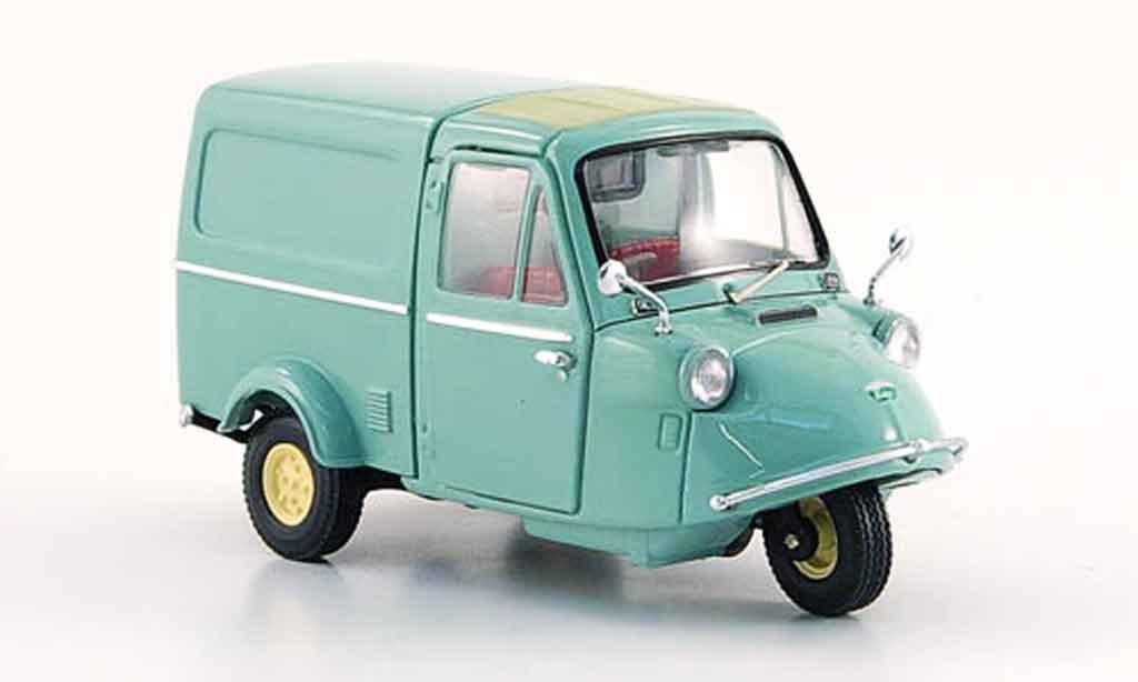 Daihatsu Midget 1/43 Ebbro Kasten grun 1961 miniature