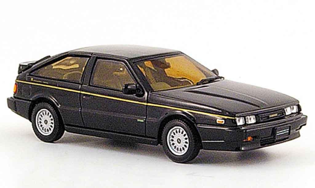 Isuzu Piazza 1/43 Norev nero xe noire lotus tuning 1988 miniature