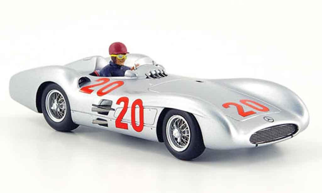 Mercedes W 196 1/43 Spark No.20 K.Kling GP Frankreich 1954 diecast model cars