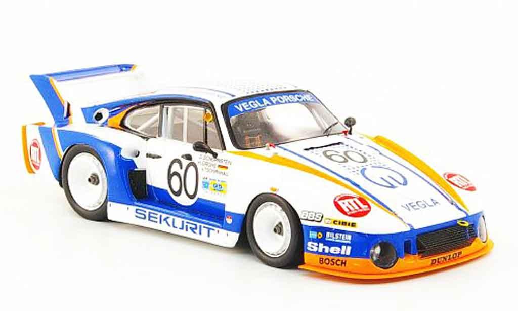 Porsche 935 1981 1/43 Spark J No.60 Sekurit 10ter Platz 24h Le Mans miniature
