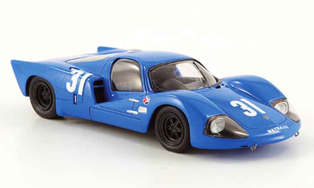Matra MS630 1/43 Bizarre 01 No.31 Le Mans Test 1967 miniature