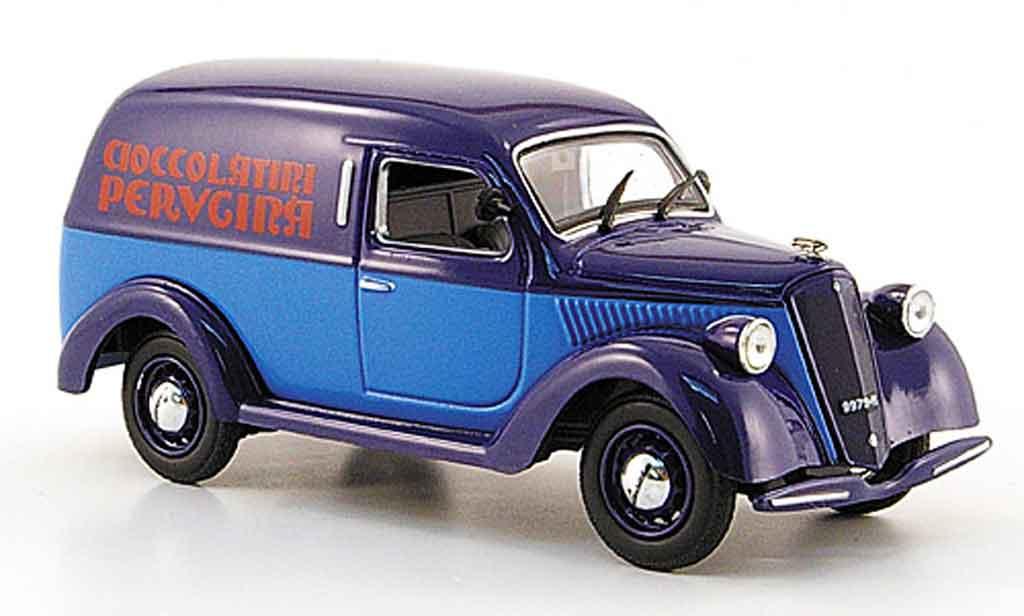 Lancia Ardea 1/43 Starline 800 furgoncino bleu bleu perugina 1951 miniature