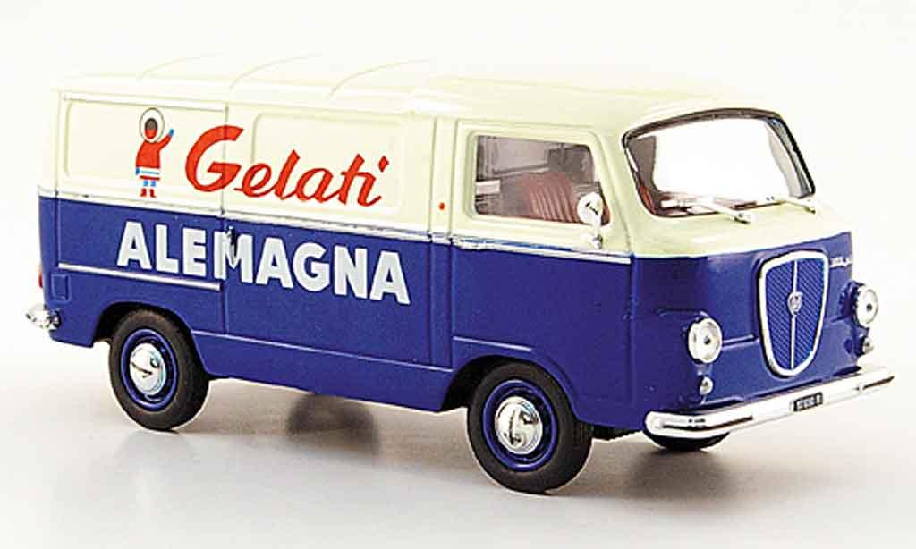 Lancia Jolly 1/43 Starline bleu blanche gelati alemagna 1962 miniature