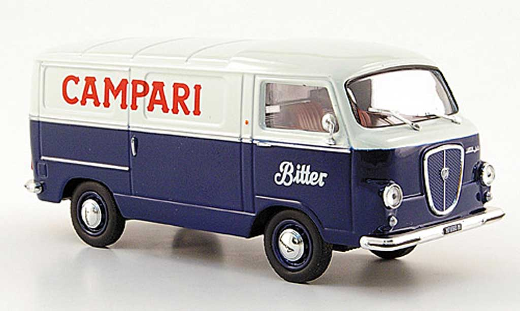 Lancia Jolly 1/43 Starline bleu/blanche Campari 1962 miniature