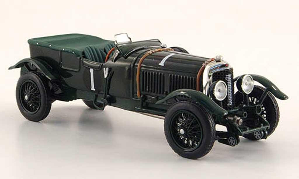 Bentley Speed 6 1/43 IXO No.1 Sieger 24h Le Mans 1929 W. Barnato / H. Birkin miniature