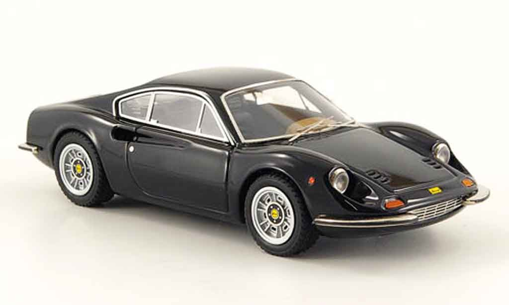 Ferrari 246 1/43 Look Smart dino gt noire japan ausfuhrung miniature