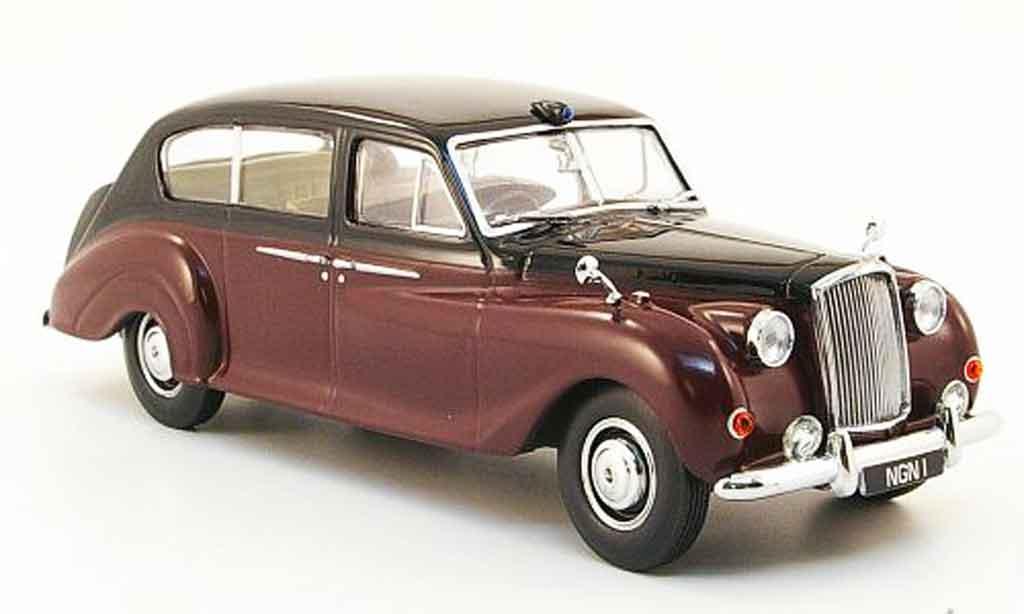 Austin Princess 1/43 Oxford rouge noire miniature