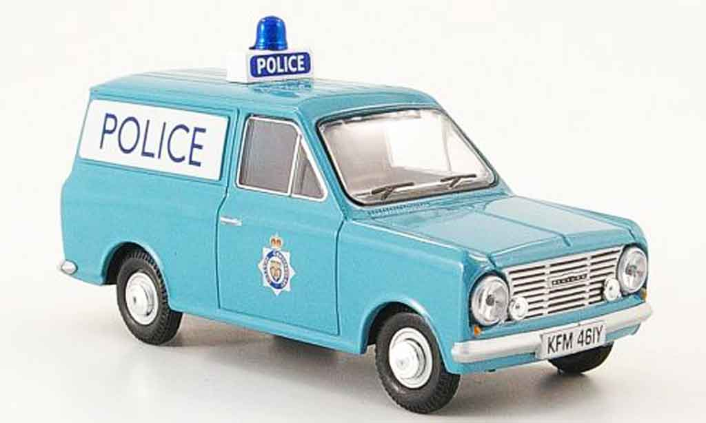 Bedford HA 1/43 Oxford Van Cheshire Police police England miniature