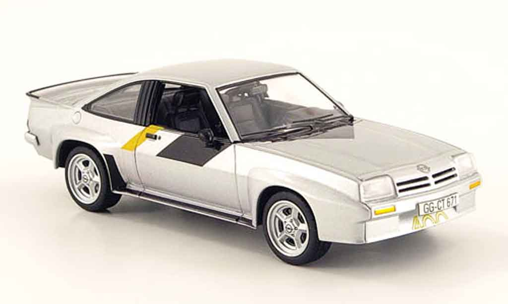 opel manta b 400 grau metallisch homologation schuco modellauto 1 43 kaufen verkauf modellauto. Black Bedroom Furniture Sets. Home Design Ideas