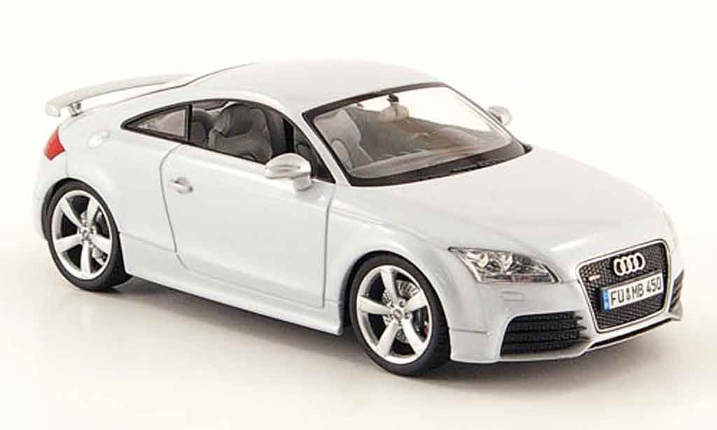 audi tt rs coupe grey 2009 schuco modellauto 1 43 kaufen. Black Bedroom Furniture Sets. Home Design Ideas