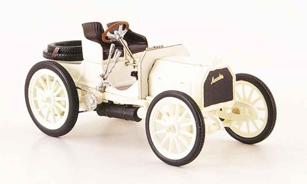 Mercedes Simplex 1/43 IXO 35 HP white 1 diecast model cars