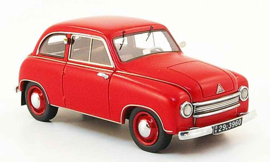 Lloyd LS 300 1/43 Neo rouge 1951 miniature