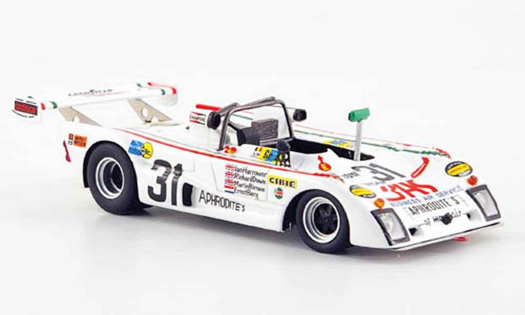 Lola T294 1/43 Bizarre Ford S No.31 Castrol 24h Le Mans 1977 miniature