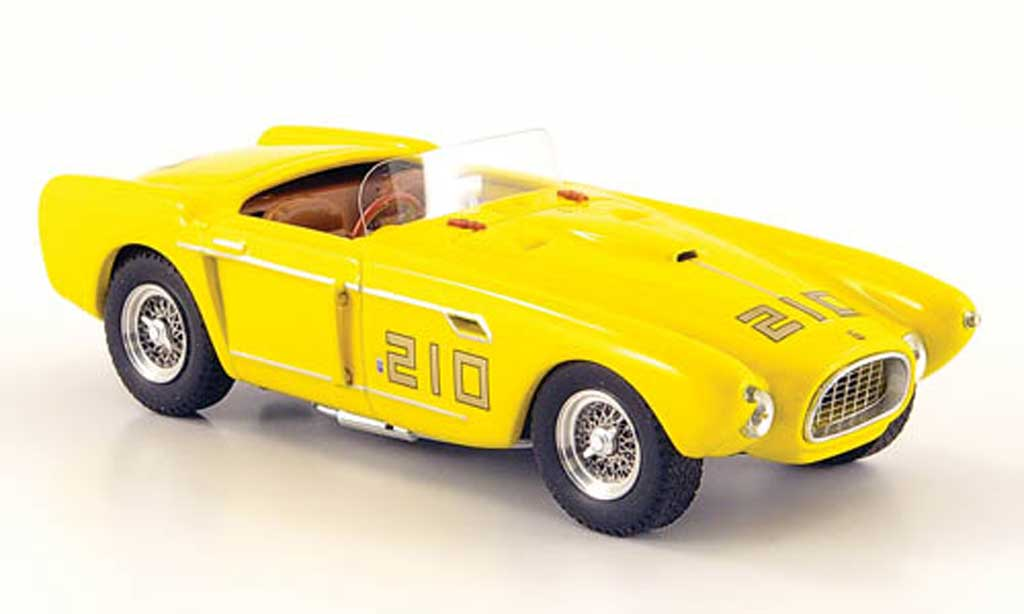 Ferrari 340 1/43 Art Model Mexico Spider No.210 Watkins Glen 1955 P. Gray miniature