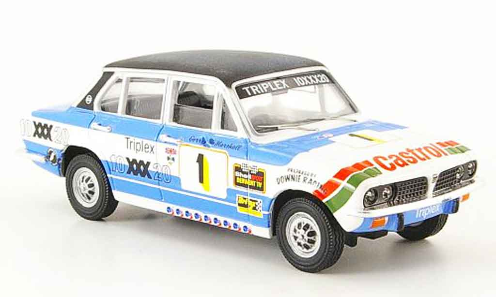 Triumph Dolominte Sprint 1/43 Vanguards No.1 Production Car Championship 1978 miniature