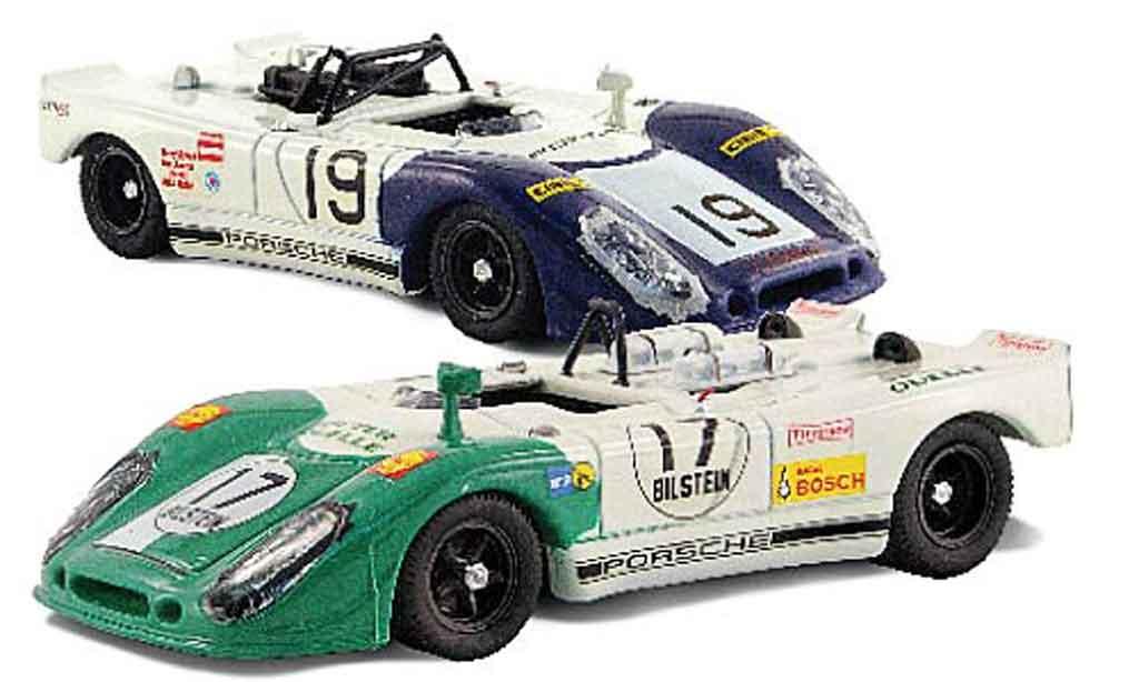 Porsche 908 1973 1/43 Best Doppelpack: 2 Flunder 1970 und 1973 miniature