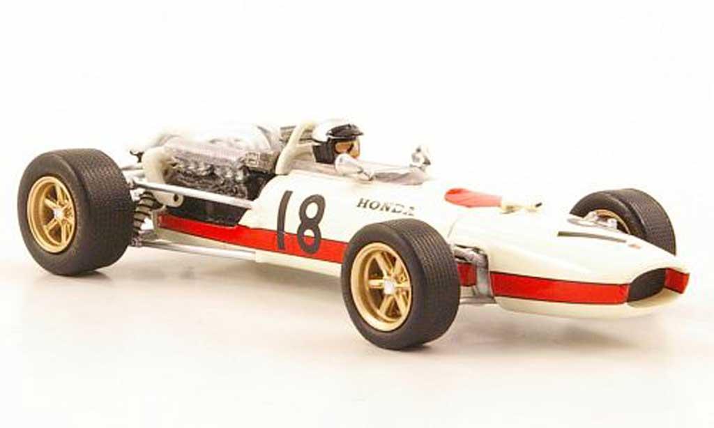 Honda RA273 1/43 Ebbro No.18 GP Italien 1966 miniature