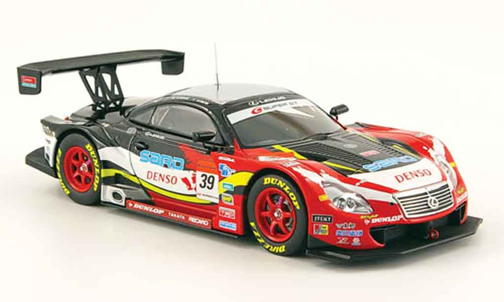 lexus sc 430 dunlop sard super gt 2009 ebbro modellauto 1 43 kaufen verkauf modellauto. Black Bedroom Furniture Sets. Home Design Ideas