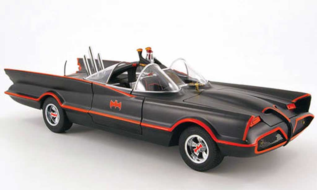 Batmobile 1966 1/18 Hot Wheels Elite serie tv batman miniature