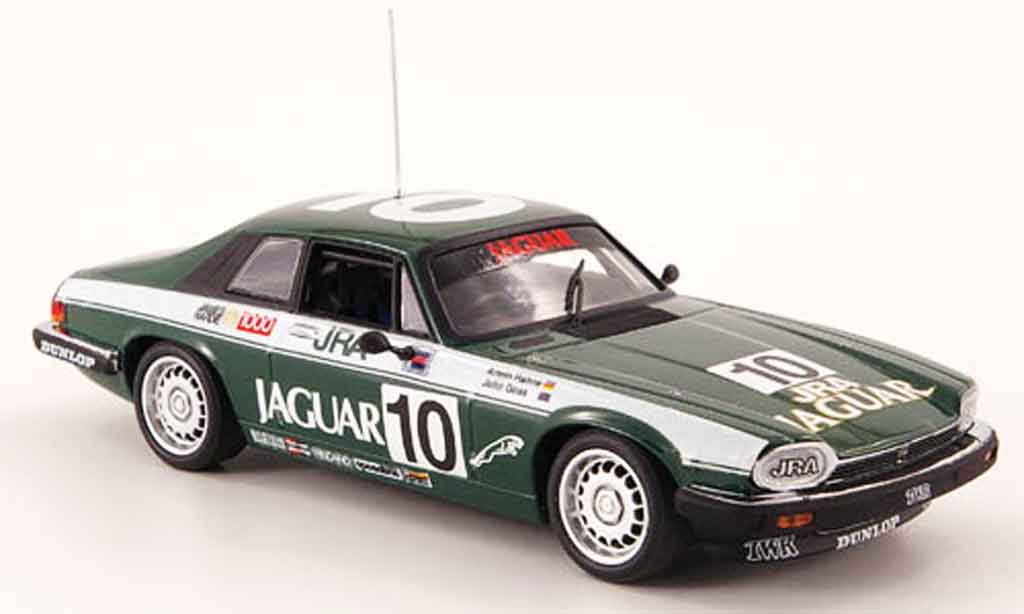 Jaguar XJS 1985 1/43 Minichamps no.10 twr jra racing bathurst miniature