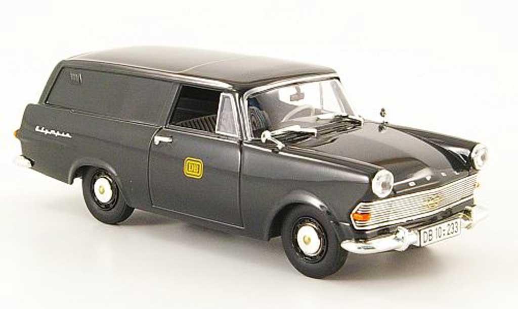 Opel Rekord 1/43 Bing P2 Kasten DB miniature