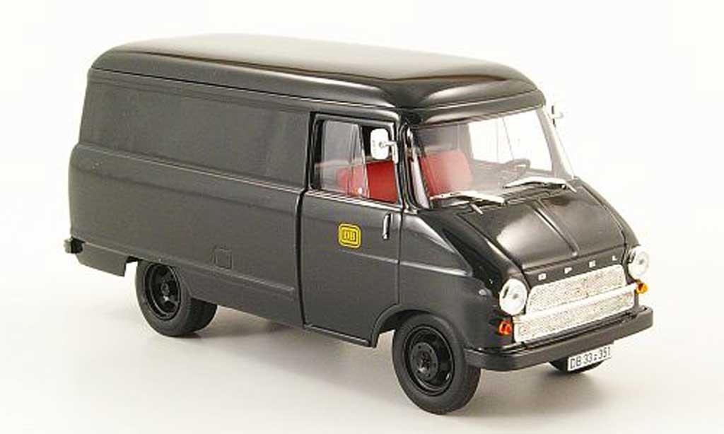 Opel Blitz 1/43 Bing A Kasten DB miniature