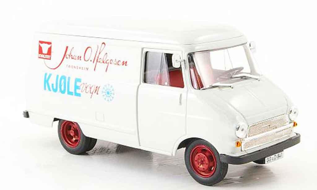 Opel Blitz 1/43 Bing a kasten helgesen miniature