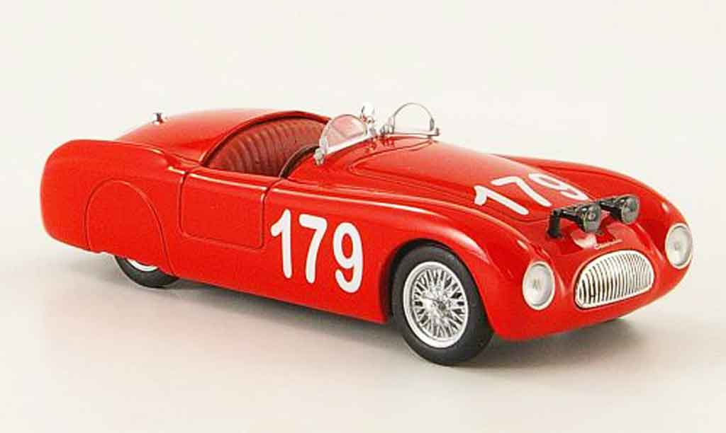 Cisitalia 202 Spyder 1/43 Starline No.179 Novolari Carena Mille Miglia 1947 miniature