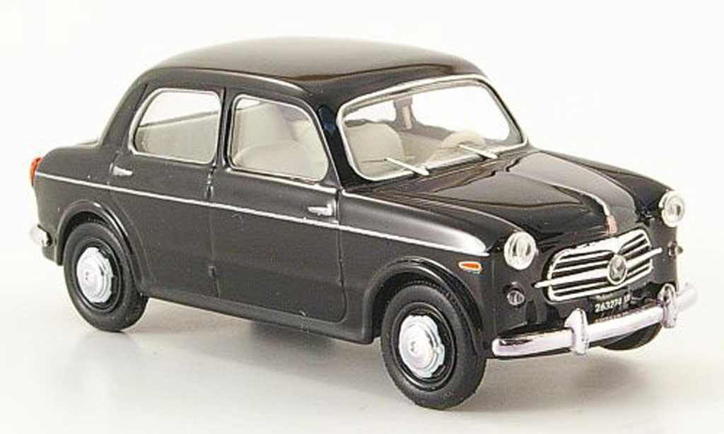 Fiat 1100 1/43 Rio 103 E noire 1956 miniature
