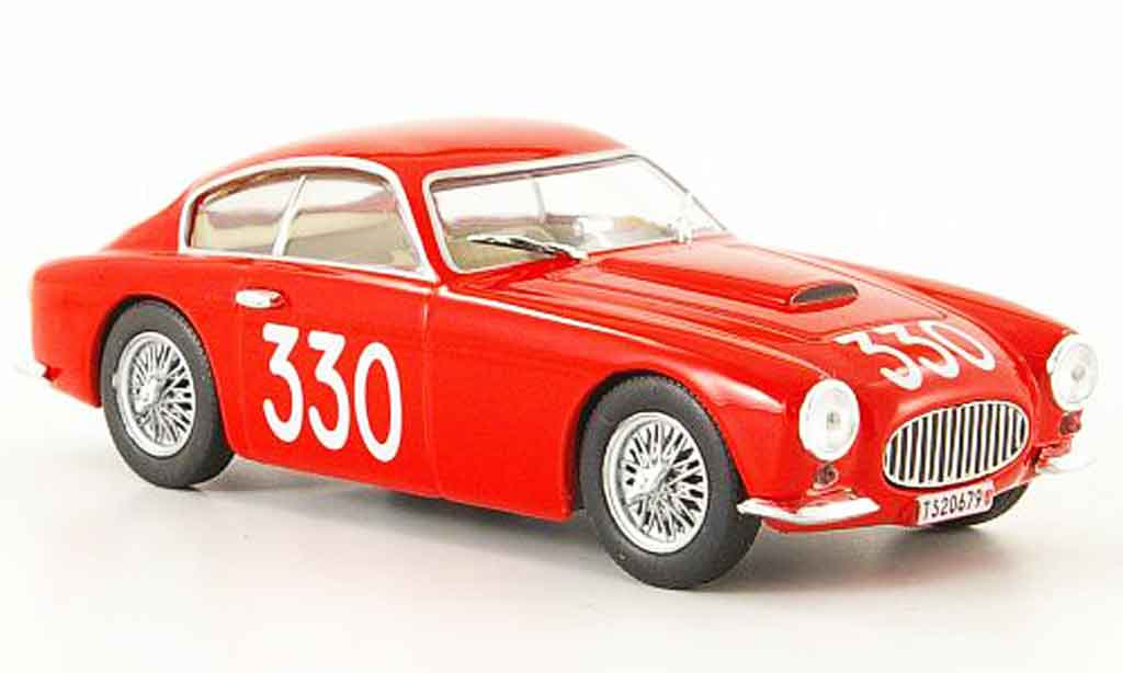 fiat 8v miniature zagato e jossipovich mille miglia 1956 starline 1 43 voiture. Black Bedroom Furniture Sets. Home Design Ideas