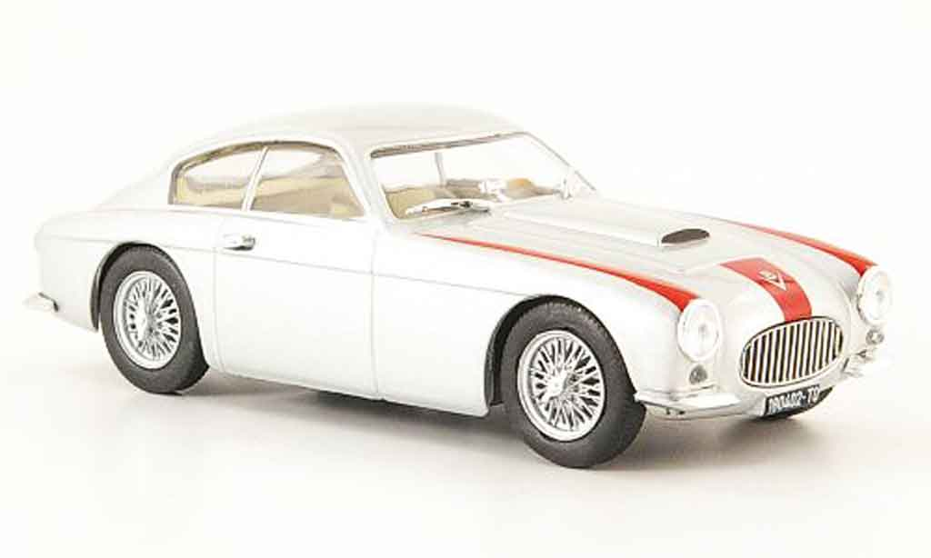 Fiat 8V 1/43 Starline Zagato grey metallisee red 1952 diecast model cars