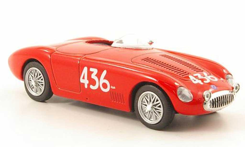 Osca MT4 1956 1/43 Starline 1500 No.436 G.Villoresi Mille Miglia miniature