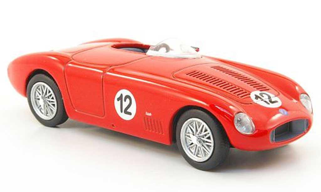 Osca MT4 1956 1/43 Starline 1500 No.12 G.Villoresi GP Bari miniature