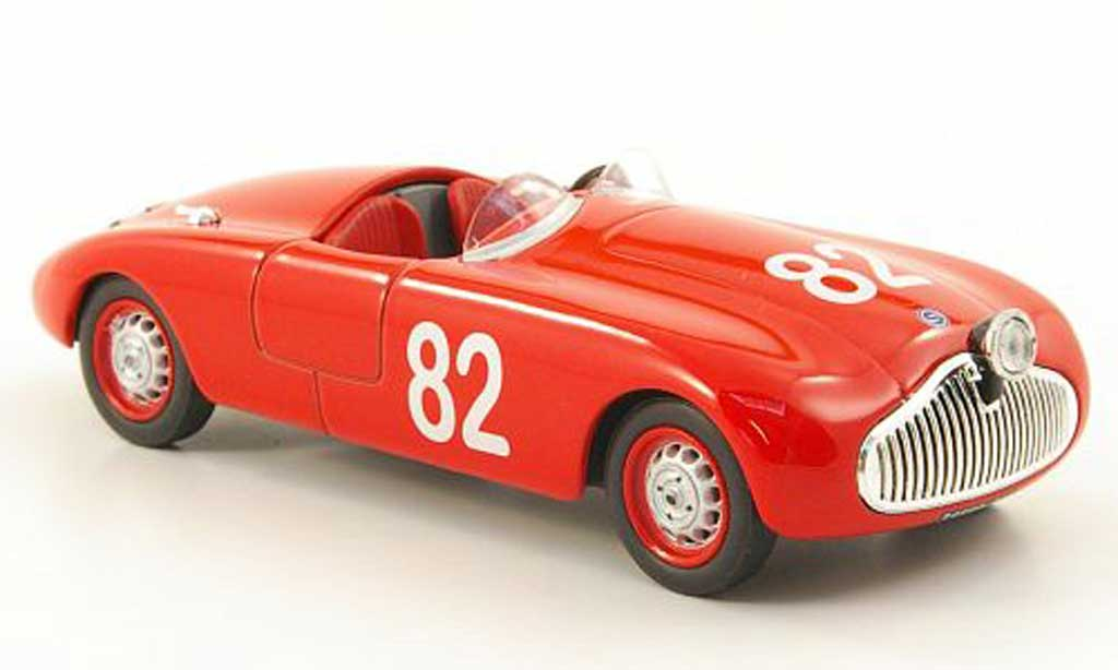 Stanguellini 1100 1948 1/43 Starline 1100 Sport No.82 Terigi/Berti Mille Miglia 1948 miniature