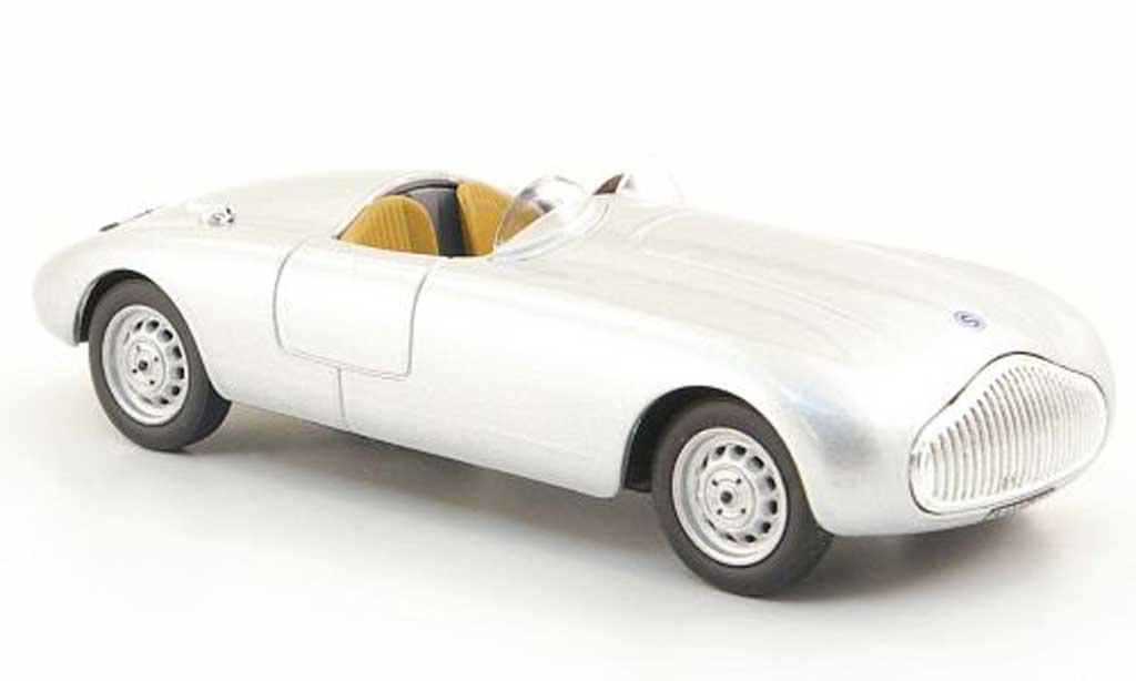 Stanguellini 1100 1948 1/43 Starline 1100 Sport grise  1948 miniature