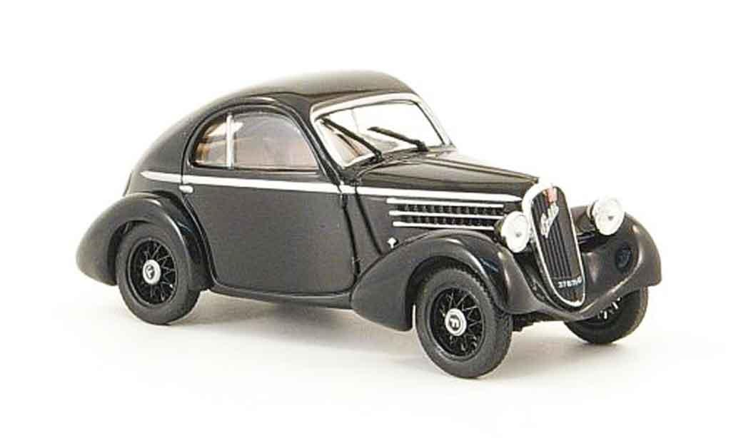 Fiat 508 1/43 Starline CS Balilla Berlinetta noire 1935