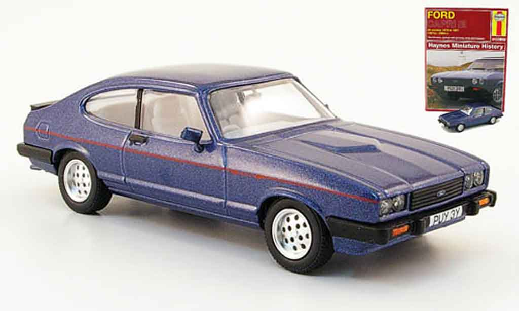 ford capri mkiii blau corgi modellauto 1 43 kaufen verkauf modellauto online. Black Bedroom Furniture Sets. Home Design Ideas