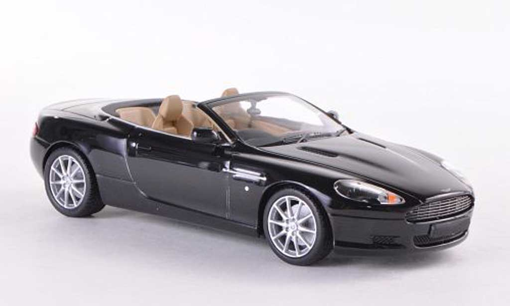 aston martin db9 volante black 2009 minichamps diecast model car 1 43 buy sell diecast car on. Black Bedroom Furniture Sets. Home Design Ideas