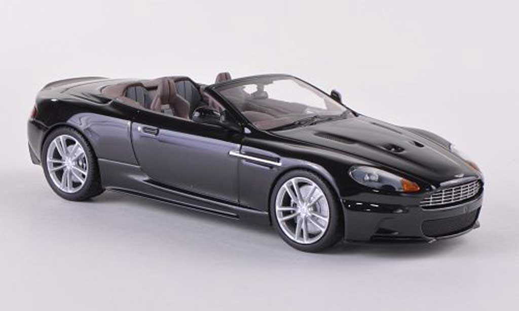 aston martin db9 volante dbs volante black 2010 minichamps diecast model car 1 43 buy sell. Black Bedroom Furniture Sets. Home Design Ideas