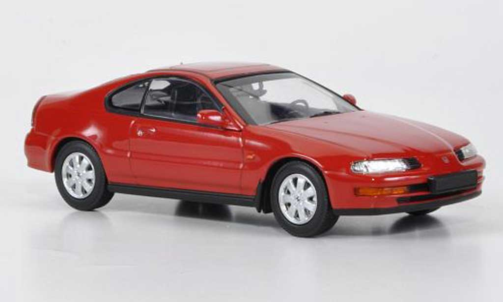 honda prelude 1992 rot minichamps modellauto 1 43 kaufen verkauf modellauto online. Black Bedroom Furniture Sets. Home Design Ideas