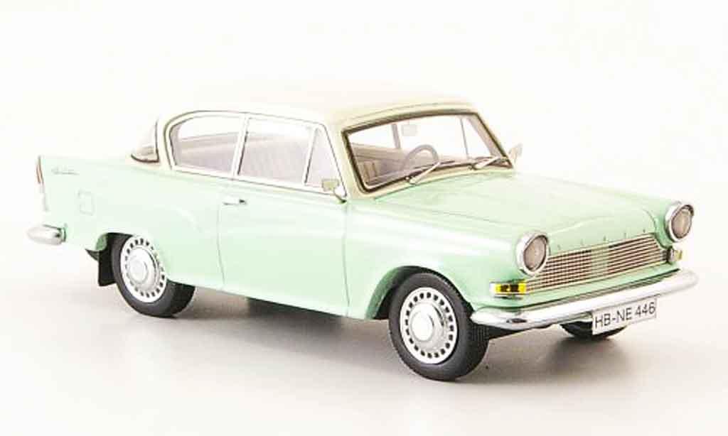 Lloyd Arabella 1/43 Neo blanche 1960 miniature