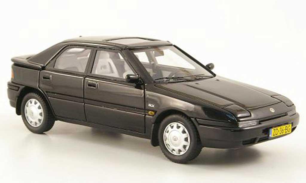 Mazda 323 1/43 Neo F noire 1992 miniature