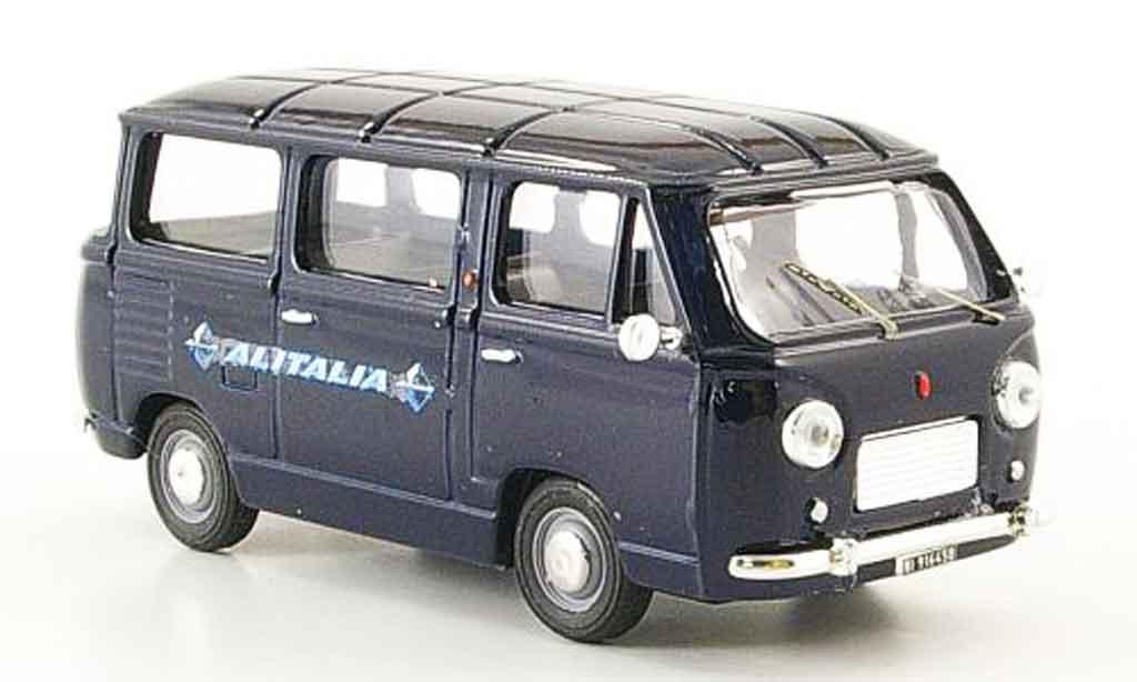 Fiat 900 1/43 Pego T Minibus Alitalia miniature