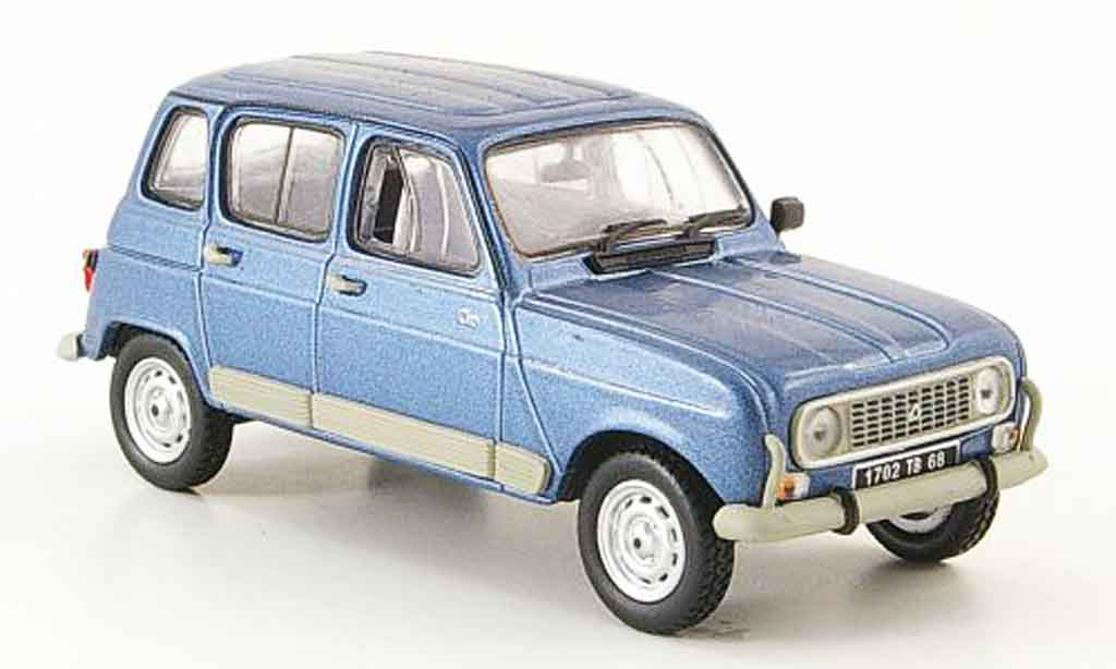 renault 4l gtl clan blue 1987 mcw diecast model car 1 43 buy sell diecast car on. Black Bedroom Furniture Sets. Home Design Ideas