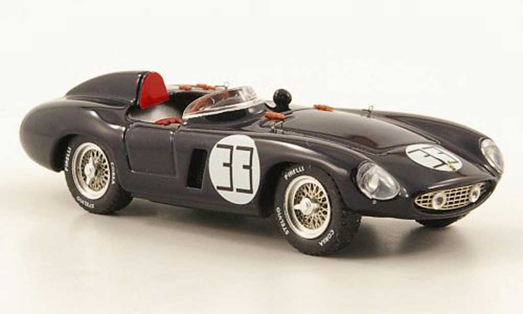 Ferrari 500 Mondial 1/43 Art Model No.33 Santa Barbara 1954 miniature