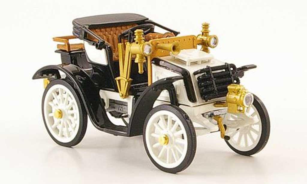Fiat 8CV 1/43 Rio blanche 1901 miniature