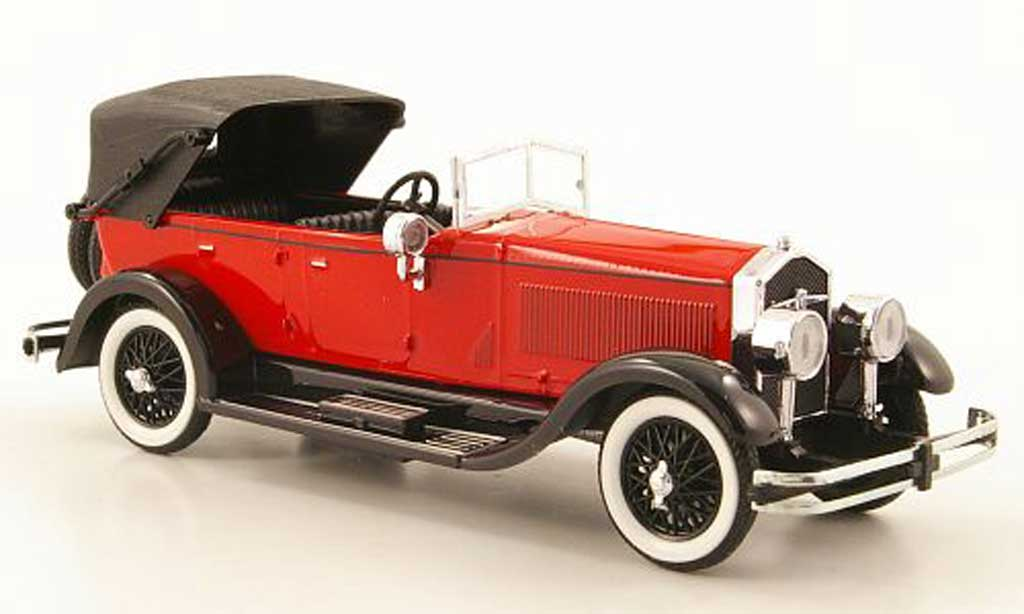 Isotta 8A 1/43 Rio Fraschini rouge/noire 1924 miniature