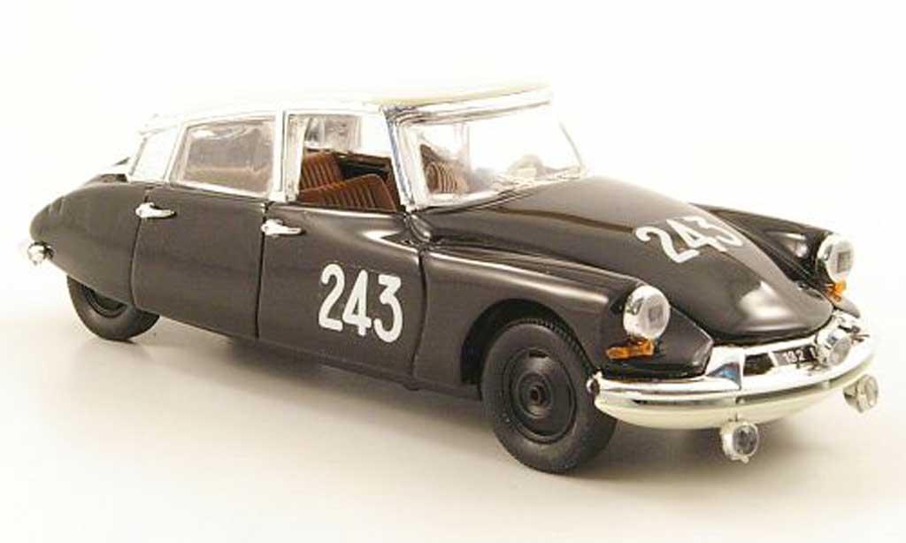 Citroen DS 19 1/43 Rio 19 No.243 Mille Miglia 1957 miniature