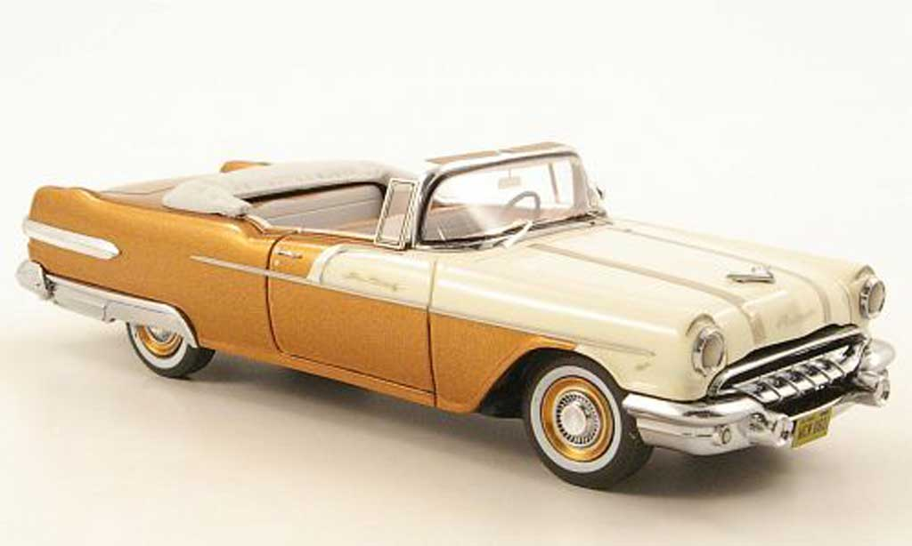 Pontiac Star Chief 1/43 American Excellence Convertible kupfer Lim. Auflage 500 1956 miniature